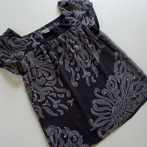 Anne Taylor Factory blouse size small